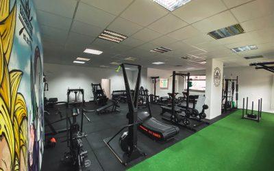 Neueröffnung des Basement Gym's